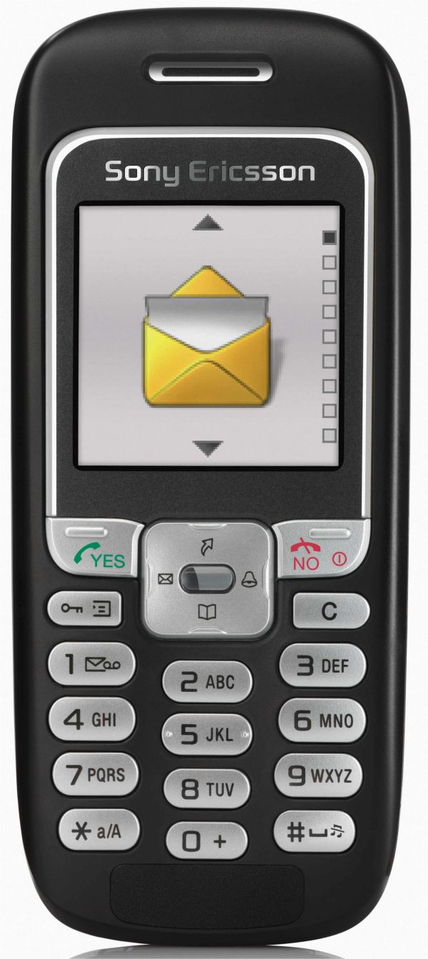 Sony Ericsson Xperia J220
