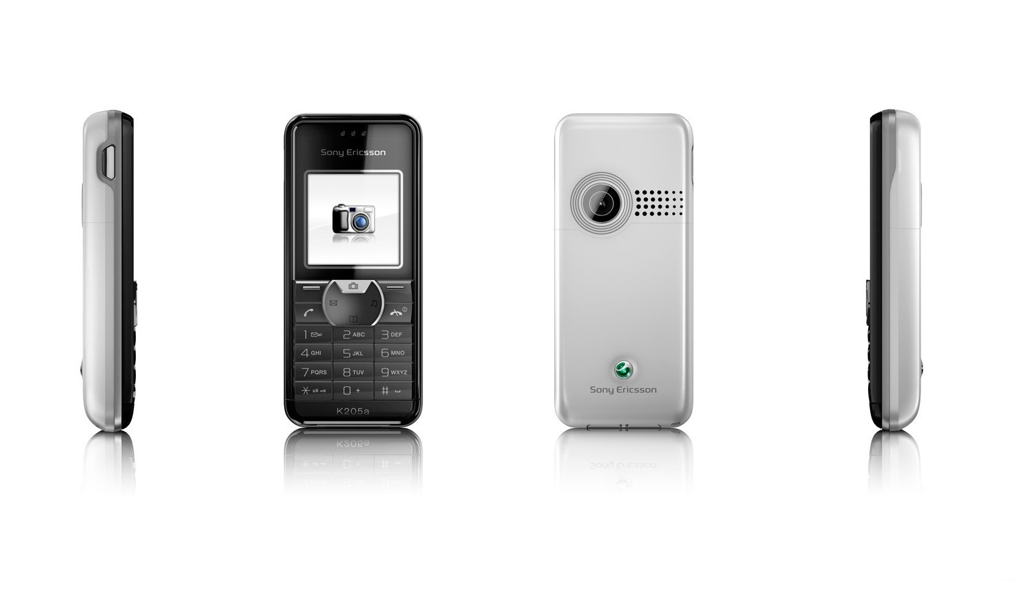 Sony Ericsson Xperia K205