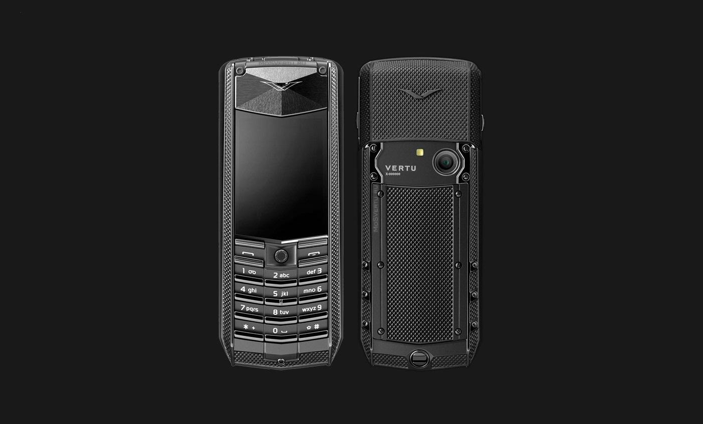 Vertu Ascent 2010 X Design RM-589V