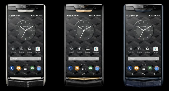 Vertu Signature Touch VM-03
