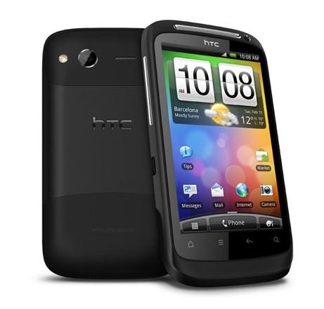 Смартфон HTC Desire S S510